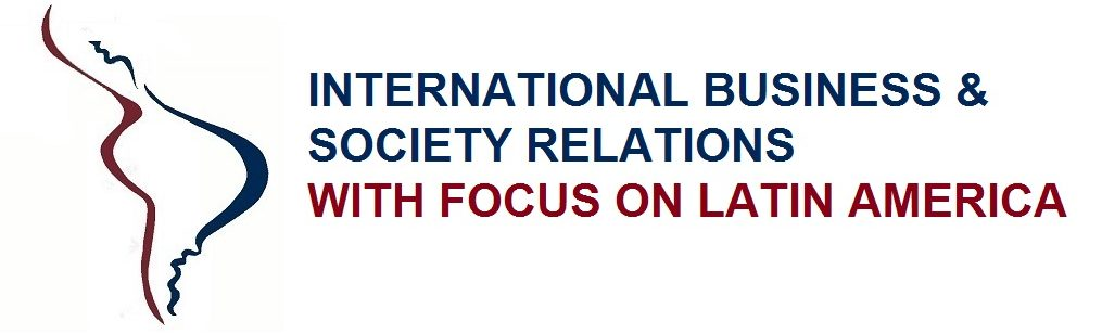Chair of International Business and Society Relations with focus on Latin America