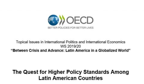 "Towards entry ""Guest Lecture 04.12.19: ""The Quest for Higher Policy Standards Among Latin American Countries"""""